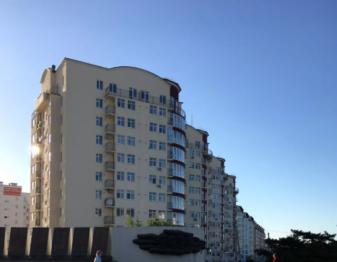 Однокомнатная квартира на пр. генерала Острякова