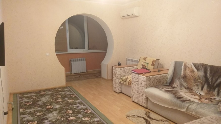 Двухкомнатная квартира в Любимовке